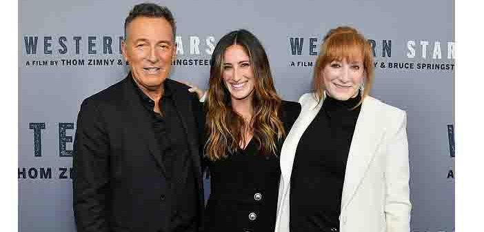 Springsteen Surprise Fans at Hometown for 'Western Stars' screening