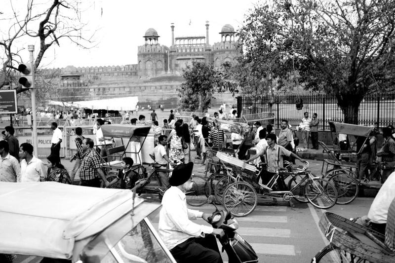 Videonauts Delhi Red Fort