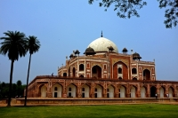 Videonauts Indien Business Reise 2012 Humayuns Tomb