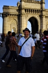 Videonauts Indien Business Reise 2012 Bombay Gate of India