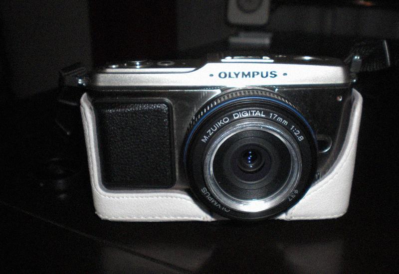 Videonauts Olympus PEN E-P1