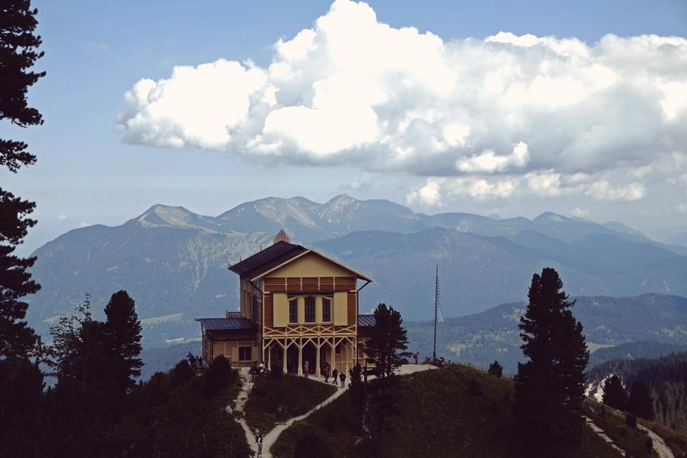 Videoanuts Wandern Garmisch Schachenhaus