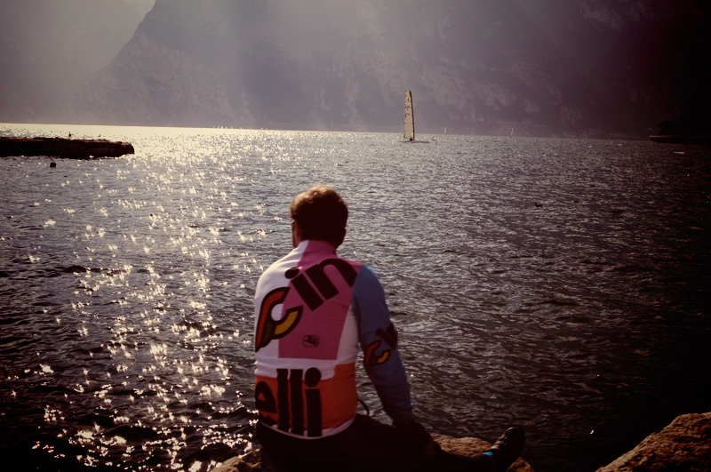 Videonauts Gardasee 2013 Cinelli Trikot