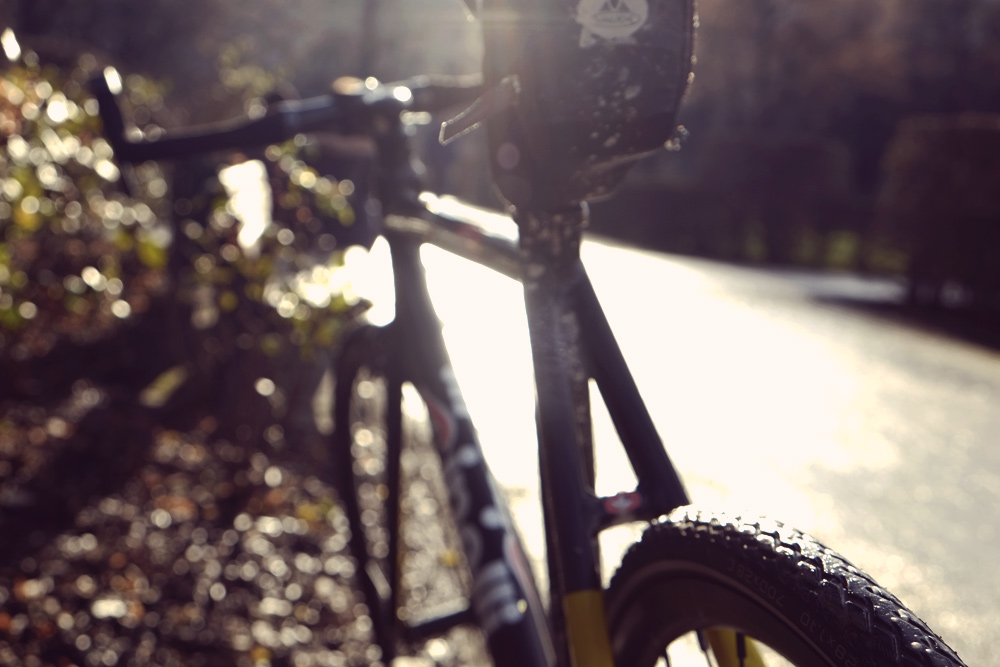Videonauts last ride Cinelli Vigorelli