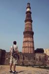 Videonauts Indien Business Trip 2014 Qutb Minar