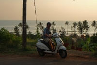Videonauts Indien Business Trip 2014 Goa Arambol