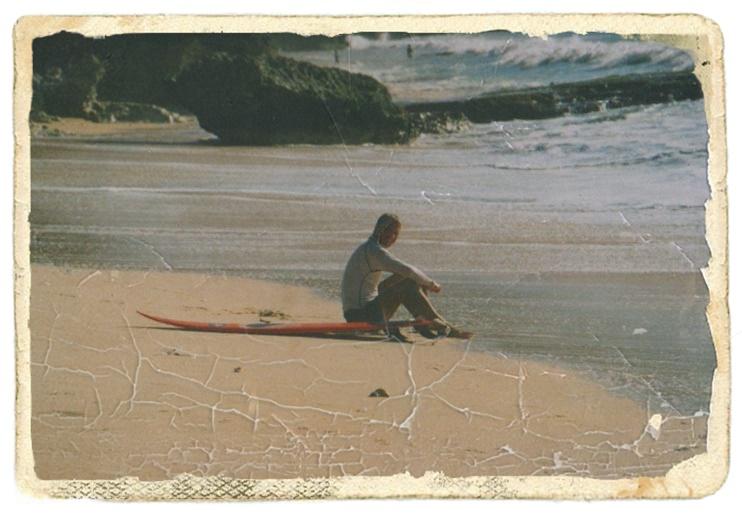 Videonauts Bali surfing dreamland beach 2000