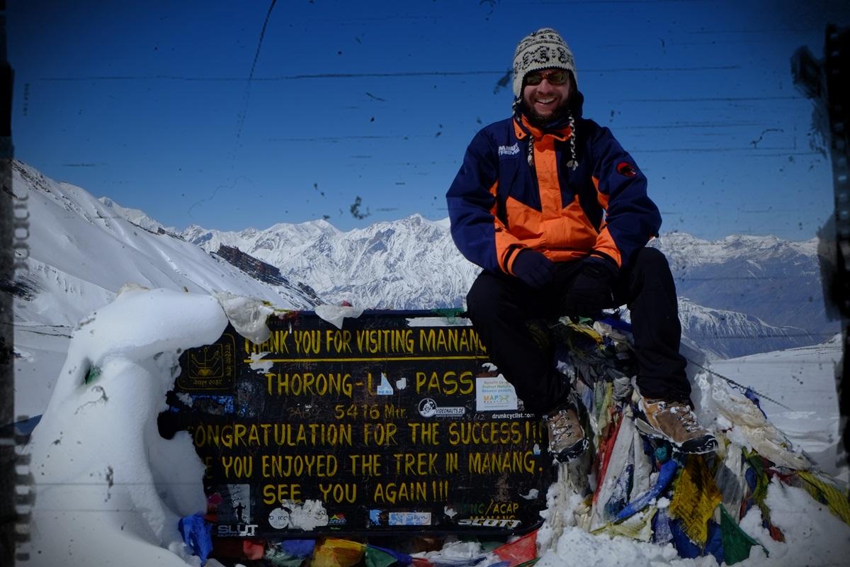 Videonauts Annapurna Circuit Thorong La Pass peak 5416m - chief videonauts