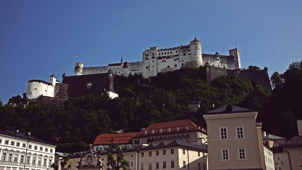 Videonauts Salzburg Radtour