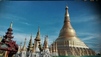Videonauts backpacking Burma Rangun Shwe Dagon Pagode