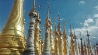 Videonauts backpacking Burma pagodas