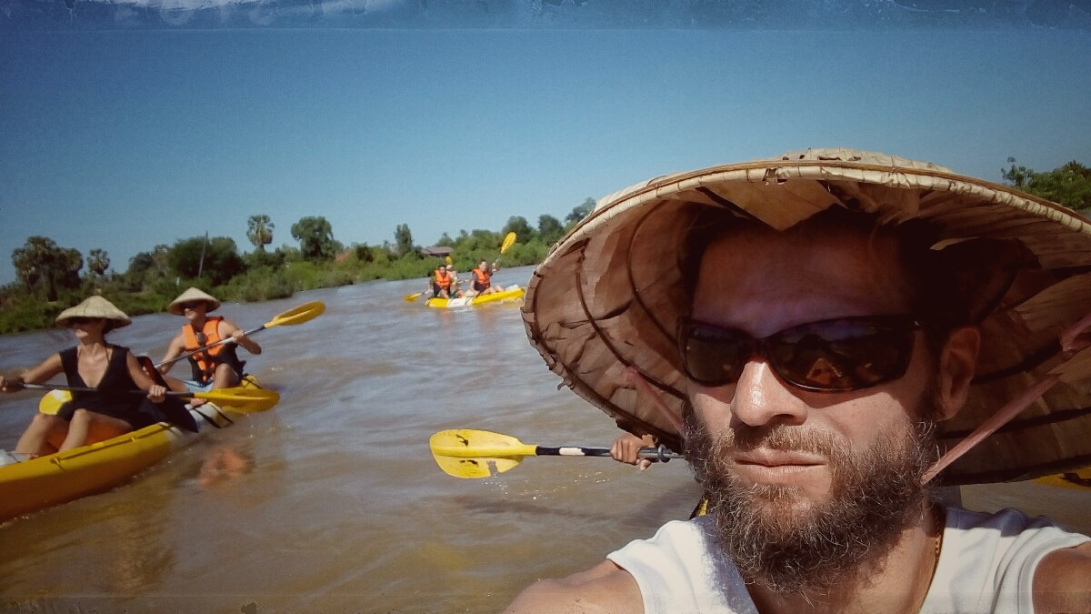 Videonauts backpacking Laos 4000 Islands 1
