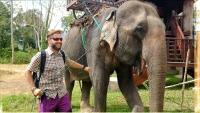 Videonauts Sabbatical Laos Luang Prabang Elephant Village