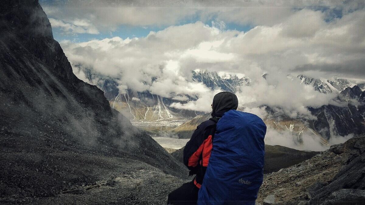 Videonauts backpacking Nepal Manaslu Circuit VI