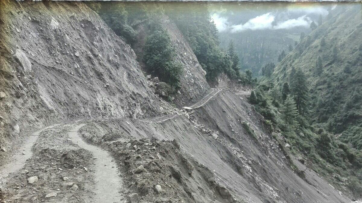 Videonauts backpacking Nepal Manaslu Circuit VIII