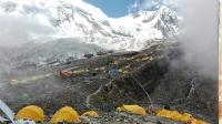 Videonauts backpacking Nepal Manaslu Circuit Manaslu Basecamp II