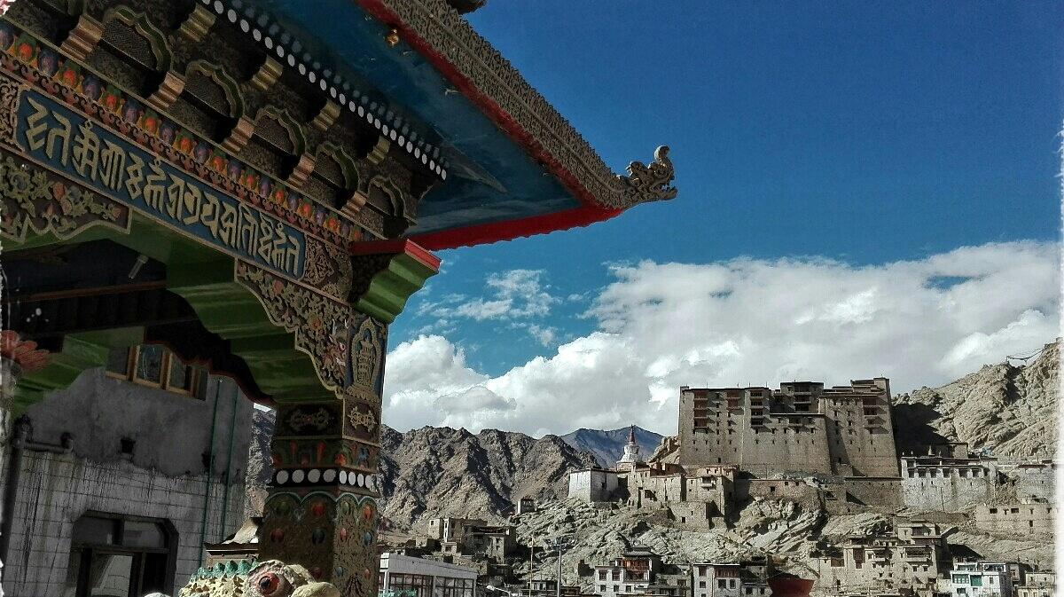 Videonauts backpacking Indien Leh Ladakh