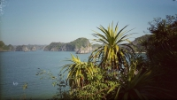 Videonauts backpacking Vietnam Halong Bay IV