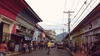 Videonauts Nicaragua Granada backpacking