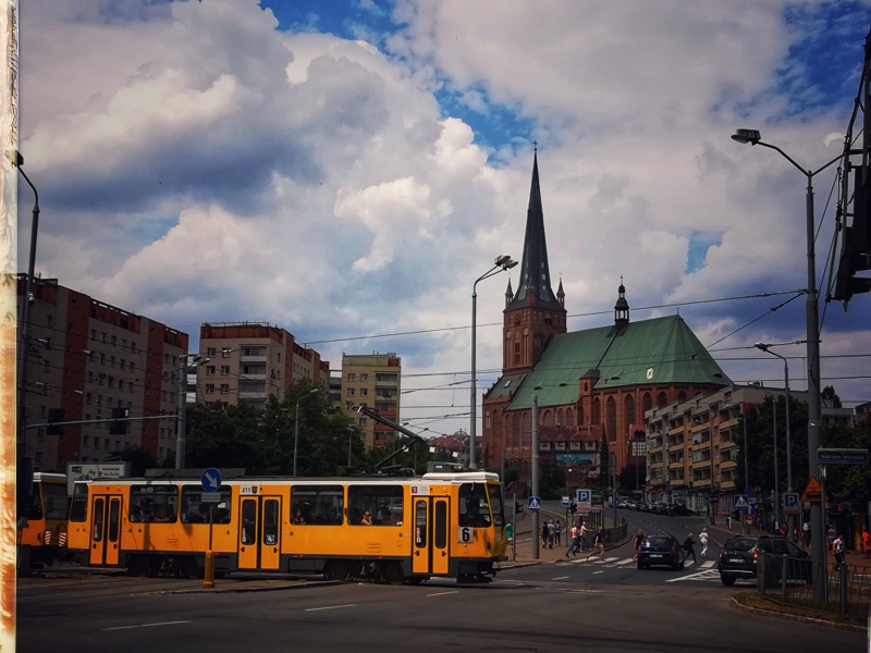 Stettin downtown