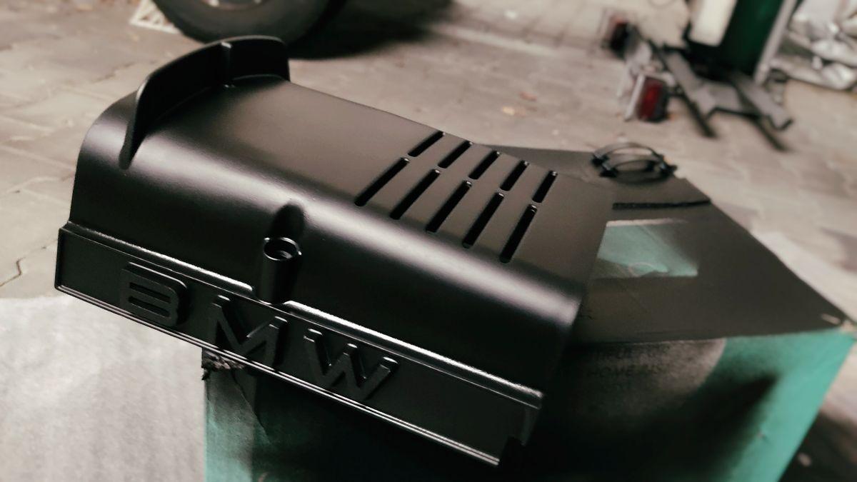 2020 BMW R80 Motordeckel II