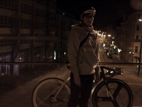 Videonauts München friday night ride fixie singlespeed