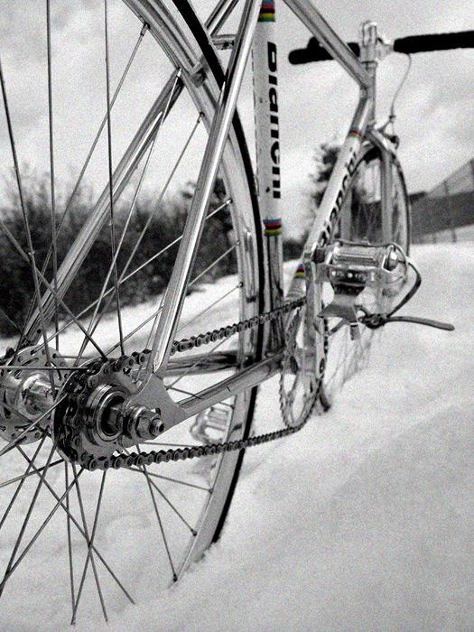 Videonauts Snowride Bianchi pista