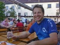 Videonauts Starnberg Bianchi Pista Radtour & halbe im Andechs