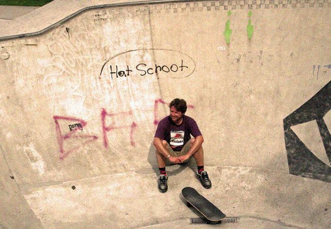 Videonauts München Riemer Skatepark pool