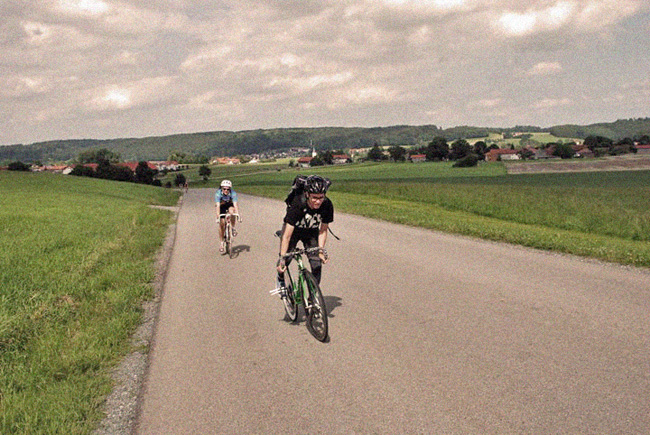 Videonauts München Stahlinka vintage tour