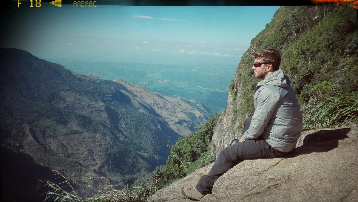 Sabbatical Sri Lanka worlds End trekking chief videonaut