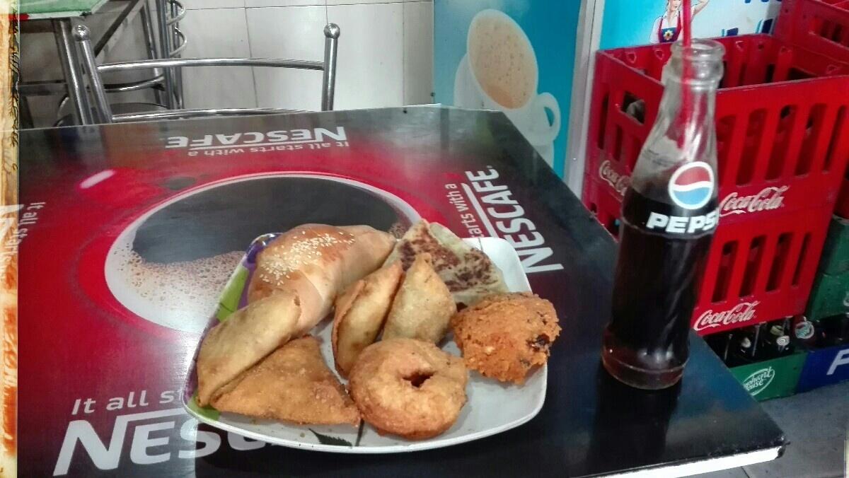 Videonauts Sri Lanka street food