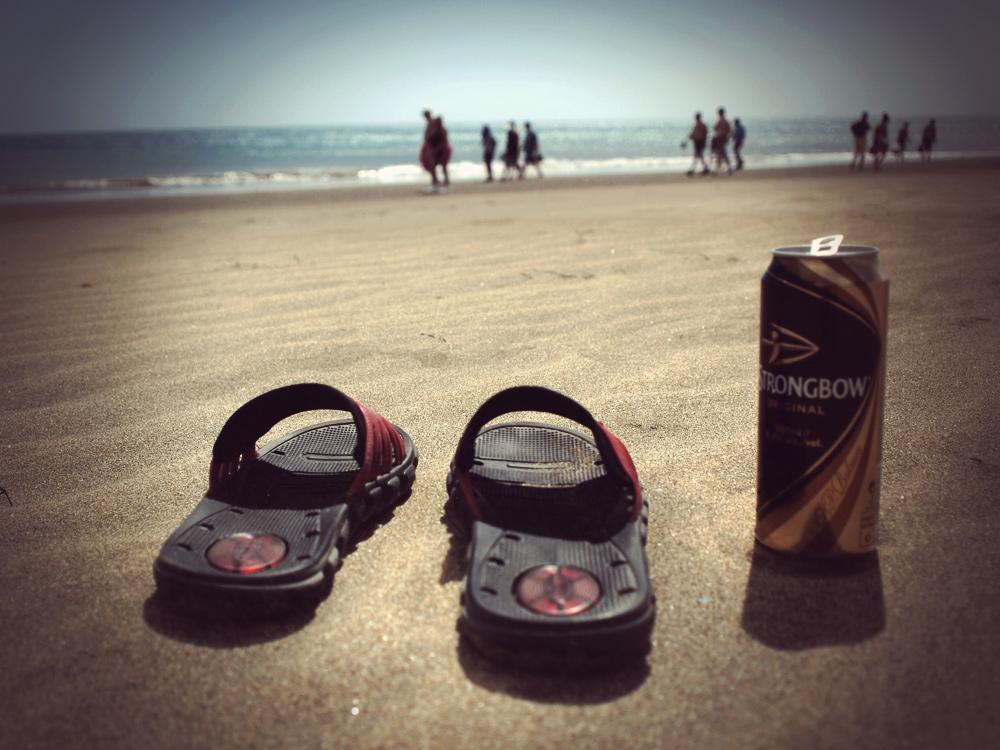 Videonauts Gran Canaria Strand