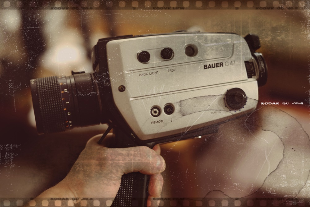 Videonauts 8mm cam Super8
