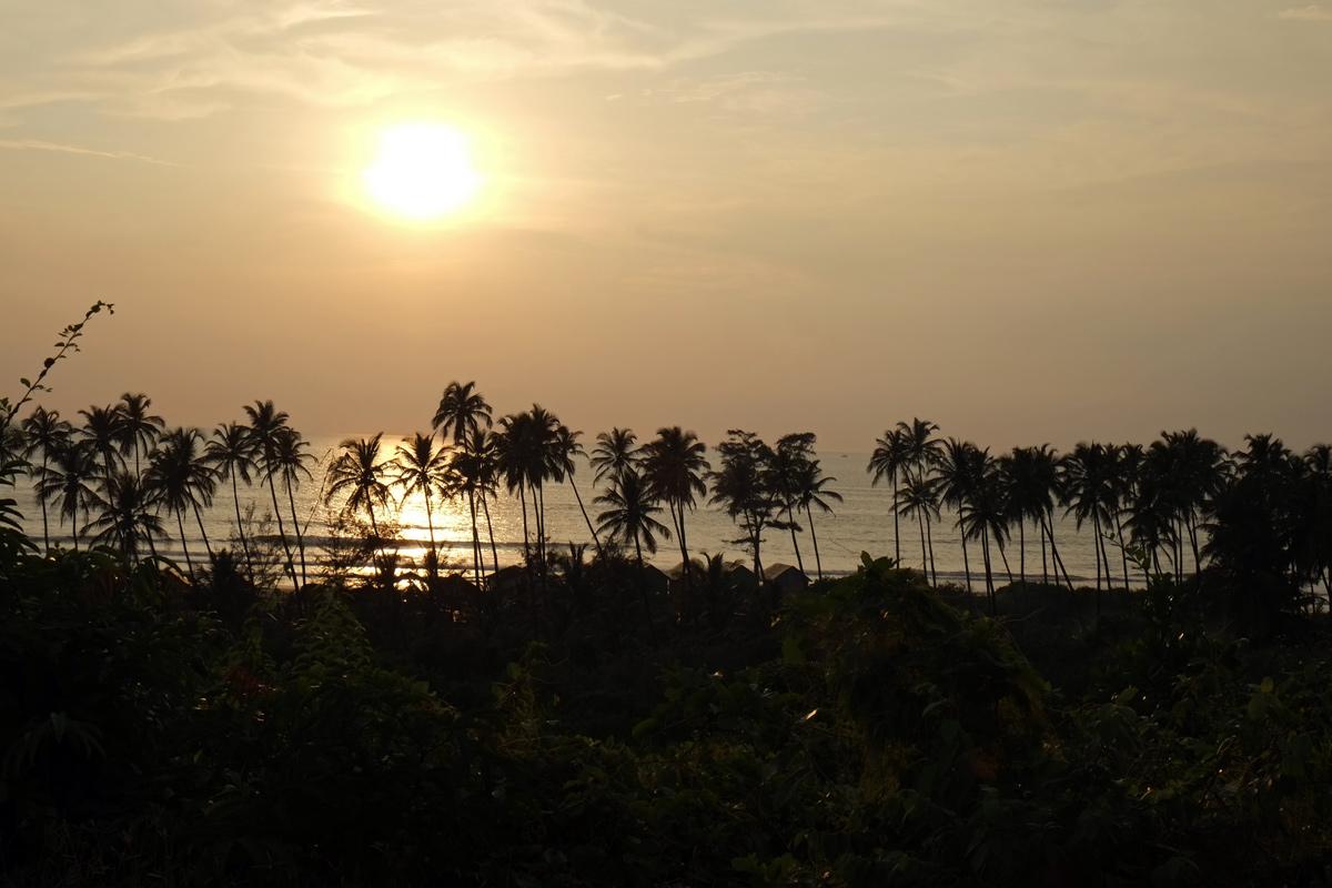 Videonauts Indien Goa Sunset Arambol