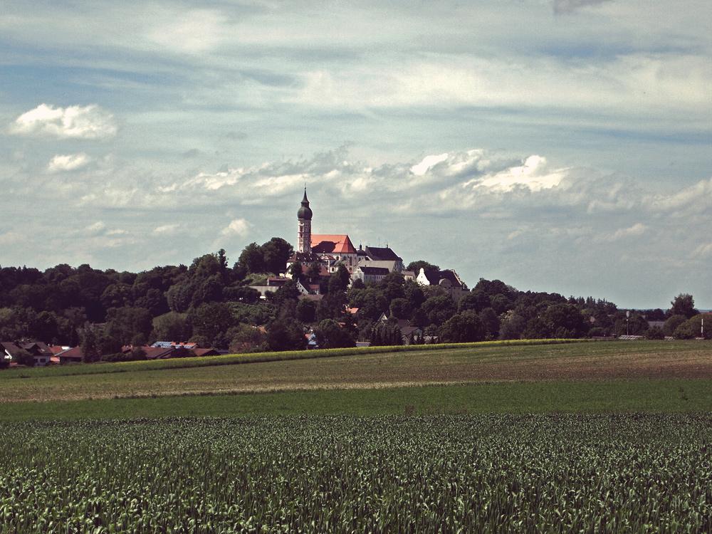 Videonauts Kloster Andechs Radtour