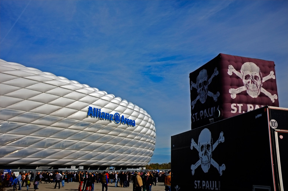 Videonauts Allianz Arena