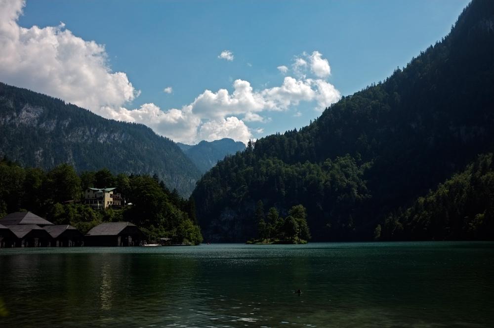 Videonauts Berchtesgaden Königssee Radtour
