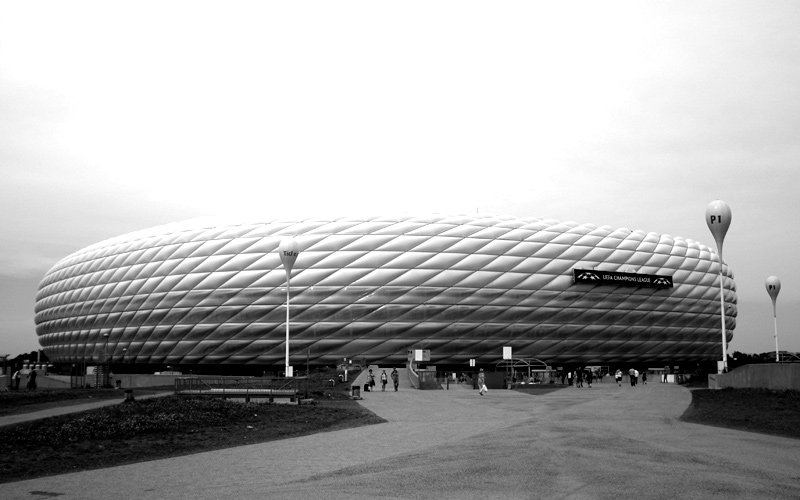 Videonauts Bayern Allianz Arena