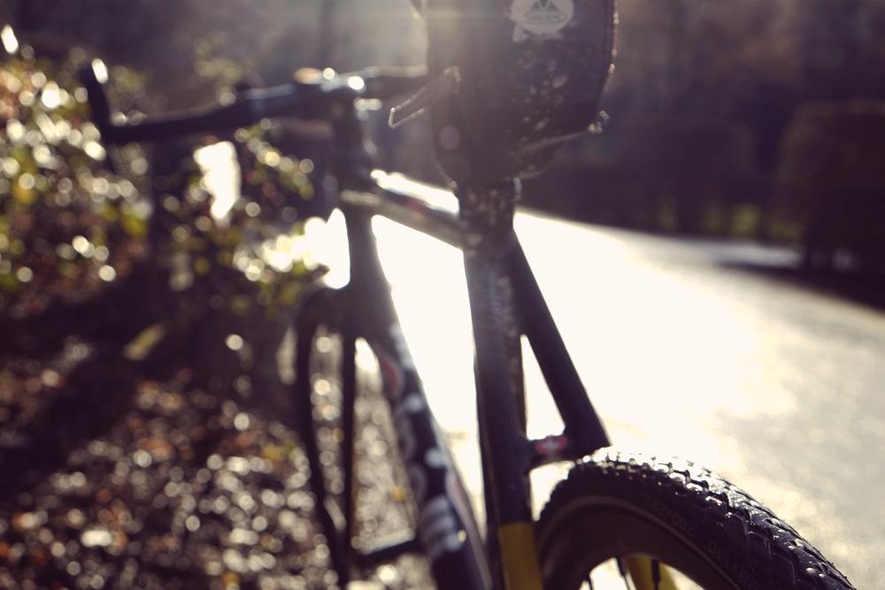 Videonauts Cinelli Vigorelli Winter Biketour