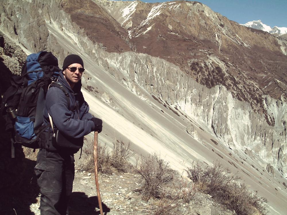 Videonauts Nepal Annapurna Runde Trekking 2004