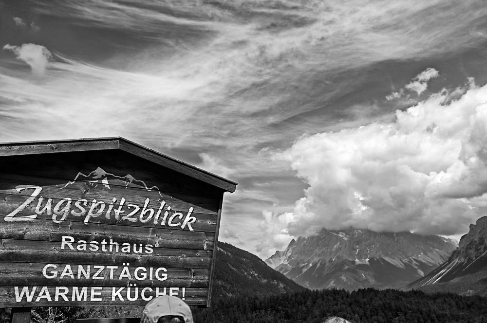 Videonauts Zugspitzrunde Mittenwald Österreich Garmisch