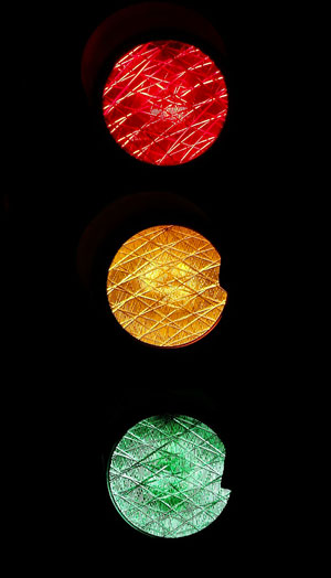 Feux tricolores : Faire le bon choix !