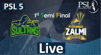 psl semi final watch live