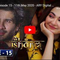 Ishqiya Episode 15 | Hania Aamir Feroze Khan Ramsha Khan | ARY Digital Drama