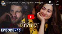 Ishqiya Episode 15 ARY Digital Drama