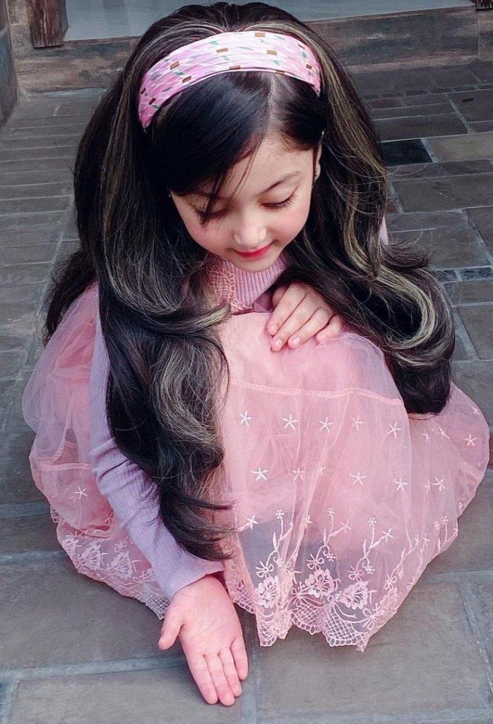 Faral Fiza Ali Daughter