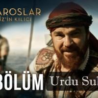 Barbaroslar: Akdeniz'in Kilici | Season 1 Episode 1 Urdu Subtitles Bolum 1