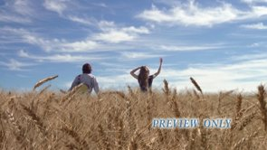 Praise And Worship In Wheat Field
