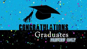 Graduation Worship Motion Background